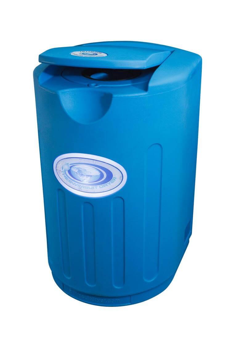 Azure Blue Swimsuit Dryer
